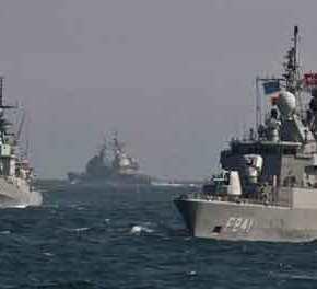 Δεύτερη τουρκική εισβολή: Από Μεγίστη μέχρι Πάφο επιβάλουν τον «νόμο του ισχυρού» με δεκάδες πολεμικά πλοία καιμαχητικά