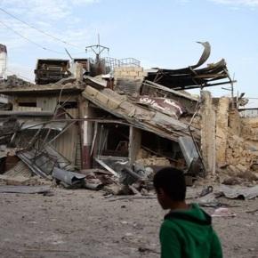 Εγκλήματα των Τούρκων στη Συρία καταγγέλλει η ΔιεθνήςΑμνηστία