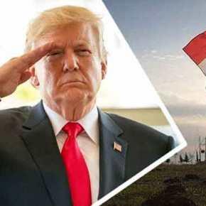"""""""Μην εκπλαγείτε αν ο Τραμπ αναγνωρίσει τοΚουρδιστάν""""!"""