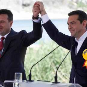 Ο Ζάεφ τελείωσε τις «Πρέσπες» – Πανηγυρίζει σε ανακοίνωσή του για τον «μακεδονικό» αγώνα – Ξεφτίλισε τηνΑθήνα