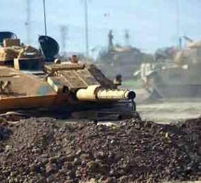 Βίντεο – Οι πρώτες βαριές απώλειες: Αντάρτες του YPG διαλύουν στα εξ ων συνετέθη δύο τουρκικά M-60A3TTS