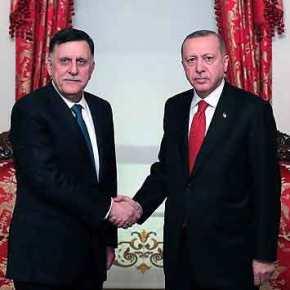 Νέα στρατιωτική συμφωνία Τουρκίας – Λιβύης με ελληνικόαντίκτυπο