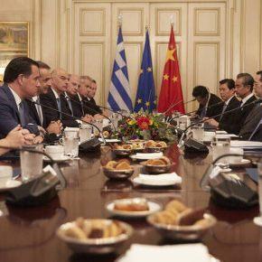 Οι 16 τελικές συμφωνίες που υπέγραψαν Κυριάκος Μητσοτάκης και ΣιΤζινπίνγκ