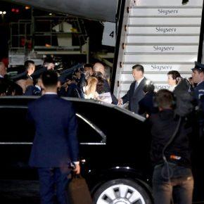 Στην Αθήνα ο Πρόεδρος της Κίνας Σι Τζινπίνγκ για εμπορικές και επενδυτικέςσυμφωνίες