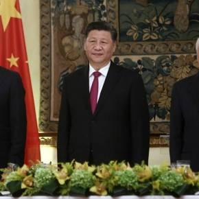Παυλόπουλος: Κίνα και Ελλάδα ξεκινούν μια νέα πορεία συμπόρευσης καισυνδημιουργίας