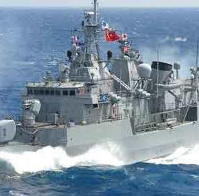 Στήνει σκηνικό σύγκρουσης η Άγκυρα: Ασκήσεις μάχης με το Πακιστανικό ΠΝ σε Αιγαίο & Α.Μεσόγειο!