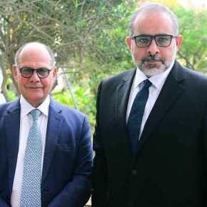 ΕΚΤΑΚΤΟ: Συνάντηση Ελληνικής αντιπροσωπείας με τον Λίβυο Αξιωματούχο που ζήτησε την ακύρωση της συμφωνίας Άγκυρας-Τρίπολης