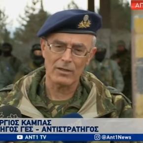 Εντυπωσιακή στρατιωτική άσκηση Ελλήνων και Αμερικανών –ΒΙΝΤΕΟ