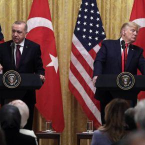 Τα είπαν σαν «φίλοι» Τραμπ – Ερντογάν: Έτοιμη να αγοράσει Patriot ηΆγκυρα