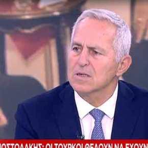 Έριξε «βόμβες» ο Αποστολάκης: «Πιθανό ένα επεισόδιο με τηνΤουρκία»