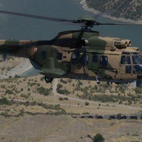 Τουρκικά ελικόπτερα παραβίασαν τον εναέριο χώρο της Κύπρου – Βίντεο-ντοκουμέντο
