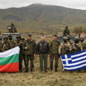 ΓΕΕΘΑ: Υπό το βλέμμα του Αρχηγού ολοκληρώθηκε η ελληνοβουλγαρική άσκηση «BALKAN SOLIDARITY»[pics]