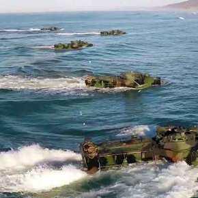 Οριστικό: παραχώρηση 9 τεθωρακισμένων AAV7A1 για τους ΈλληνεςΠεζοναύτες