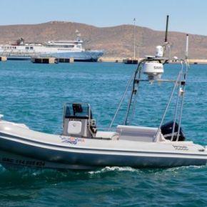 Sea Rider: Αυτό είναι το ελληνικό μη επανδρωμένοσκάφος