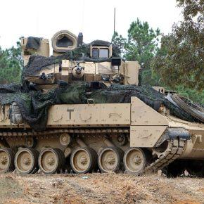 367 ΤΟΜΑ Μ2 Bradley για τον ΕλληνικόΣτρατό