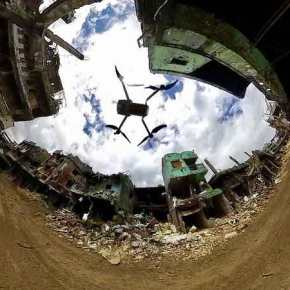 Σμήνη drone-καμικάζι στα χέρια των ΤΕΔ: UAV «φορτωμένα» με εκρηκτικές ύλες εξαπολύουν μαζικέςεπιθέσεις