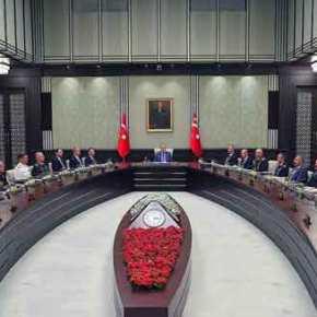 Σκηνικό σύγκρουσης στήνει η Άγκυρα: Μαραθώνια συνεδρίαση του τουρκικούΣΕΑ