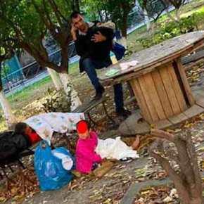 Αφγανός μετανάστης που έφερε την γυναίκα του να γεννήσει στην Ελλάδα… Παράτησε τα άλλα τρία μωρά του στο προαύλιο του μαιευτηρίου «Έλενα»…!!!