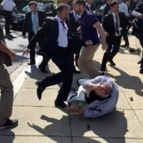 Έλληνες Αρμένιοι μια «γρoθιά»: Ετοιμάζουν «πολιορκία» στο Ερντογάν στις ΗΠΑ – Φοβούνται άγριες συγκρούσεις οιΑμερικανοί