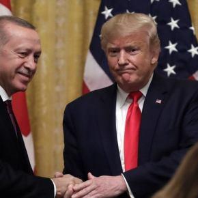Έντονη «στιχομυθία» Τραμπ-Ερντογάν: «Να περάσεις με τρακτέρ πάνω από τους S-400!» – «Και η Ελλάδα έχει S-300 γιατί δεν τηνπιέσατε;»