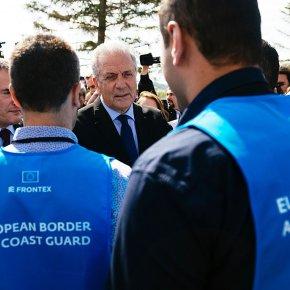 Η Frontex αναλαμβάνει επιχειρησιακό ρόλο στα σύνορα – Ενισχύεται σε προσωπικό καιεξοπλισμό