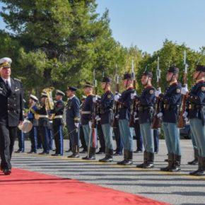 ΓΕΝ: Επίσημη επίσκεψη Αρχηγού του Ναυτικού της Βουλγαρίας στην Ελλάδα[pics]