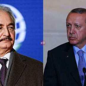 Ο Χαφτάρ μπλοκάρει την συμφωνία Άγκυρας-Τρίπολης στέλνοντας επιστολή στονΟΗΕ