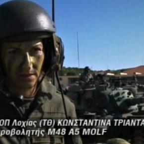 Βίντεο: 88 ΕΜΑ – Τα M-48A5 MOLF σε άσκηση συναγερμού στηνΛήμνο