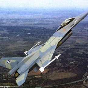 Στο τέλος του χρόνου στη Βουλή η σύμβαση για τα F-16- Τα δύοερωτήματα