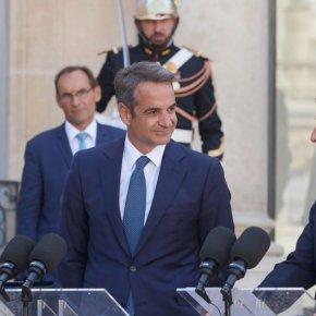 Βοήθεια από τη Γαλλία ζήτησε ο Κ.Μητσοτάκης για την Λιβύη – Τηλεφώνημα σεΕ.Μακρόν