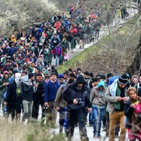 Δούρειος Ίππος έχει γίνει για την Ελλάδα τομεταναστευτικό