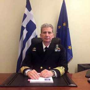 Ο Αντιναύαρχος που μίλησε στο ΝΑΤΟ αγγλικά χρησιμοποιώντας ελληνικές λέξεις! Η ομιλίατου