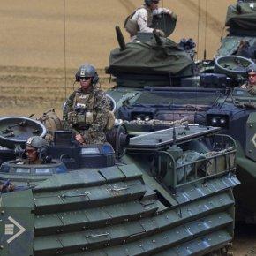 «Αρχαία» κονσερβοκούτια θανάτου φορτώνουν οι ΗΠΑ στον ΕλληνικόΣτρατό!