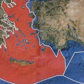 YΠΕΞ προς Άγκυρα και Τρίπολη: «Δεν μπορείτε να συμφωνήσετε για ΑΟΖ – Δείτε τον χάρτη – Υπάρχει η Κρήτηανάμεσα»