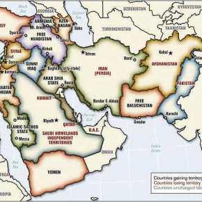 Το αμερικανικό σχέδιο διαμελισμού 22 χωρών, η τύχη που περιμένει την Τουρκία και η ελληνικήαπουσία