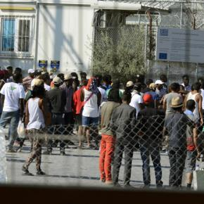 Λέσβος: Νέες αφίξεις προσφύγων – Ξεπέρασε τις 16.000 ηΜόρια