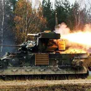 Ελληνοαμερικανικές «αρματομαχίες» στον Έβρο: Στο ίδιο πεδίο Leo 2 HEL και M1 Abrams – Επιστρέφουν στο προσκήνιο και τα M2Bradley