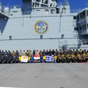 Ο Αιγύπτιος πρόεδρος έδωσε τη λύση: Εδώ και τώρα δημιουργία κοινής ναυτικής δύναμης Ελλάδας-Αιγύπτου στην Α.Μεσόγειο – Άτυπη πρόταση από ΑλΣίσι