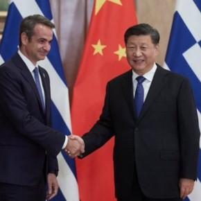 Επετεύχθη ο στόχος της επανασύστασης της Ελλάδας στην αγορά τηςΚίνας