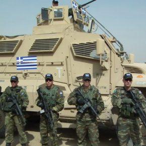 ΑΠΟΚΛΕΙΣΤΙΚΟ: Κι όμως, δεν είναι άγνωστα τα MRAP στον Ελληνικό Στρατό!(ΦΩΤΟ)