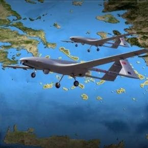 Έλληνας αντιπτέραρχος ε.α.: «Πρέπει να καταρρίψουμε τουρκικά UAV για να καταλάβουν» – «Έχουμεπόλεμο»