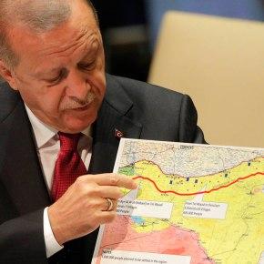 Στις συμπληγάδες Μόσχας-Ουάσινγκτον ο Ερντογάν, απειλεί καιεκβιάζει