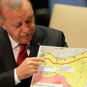 Ερντογάν: Δεν θα αποσύρουμε τα πλοία μας από την ΑνατολικήΜεσόγειο