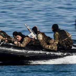 Άπιαστες οι Ειδικές Δυνάμεις του Ελληνικού Στρατού – Σεμιναριακού τύπου απόβαση στην «Μέδουσα9»