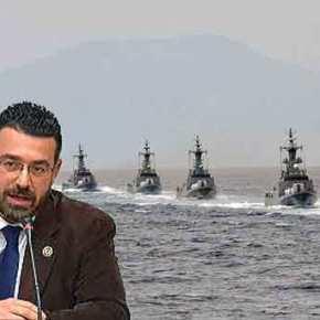 Γεωπολιτικός αναλυτής προειδοποιεί: «Τουρκικές φρεγάτες θα πάνε νοτίως τηςΚρήτης»