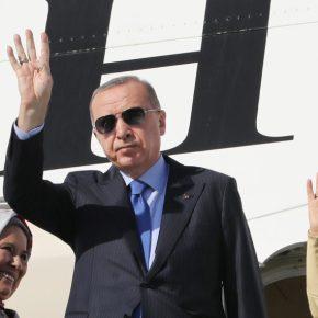 Ο Ερντογάν στις ΗΠΑ: Η «βαριά ατζέντα» και τα δρακόντεια μέτραασφαλείας