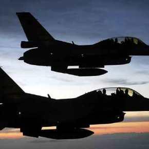 ΕΚΤΑΚΤΟ: Υπερπτήσεις τουρκικών μαχητικών στοΑιγαίο