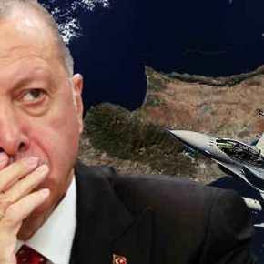 """Πως η Τουρκία από """"στρίγγλα έγινε αρνάκι"""" με ελληνικά F-16 να πετούν πάνω από την κατεχόμενηΚύπρο;"""