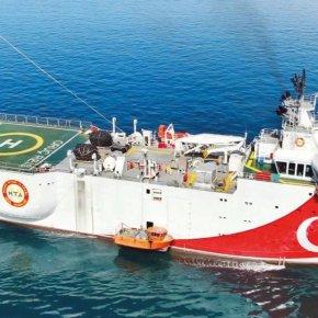 «Ώρα μηδέν»: Η Άγκυρα στέλνει ερευνητικό πλοίο νότια τηςΚρήτης