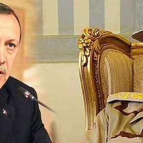 Ο Σίσι προειδοποιεί τον Ερντογάν: «Κάτω τα χέρια σου από τηΛιβύη»